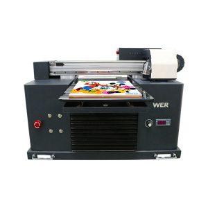 ร้อนขาย a3 dx5 หัวดิจิตอลเสื้อยืดเครื่องการพิมพ์ยูวีรถ
