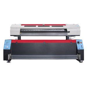 เครื่องพิมพ์ระเหิดสิ่งทอรูปแบบขนาดใหญ่สำหรับผ้า
