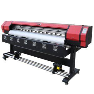 โรงงานขาย eco ตัวทำละลายไวนิลเครื่องพิมพ์สำหรับการพิมพ์แบนเนอร์