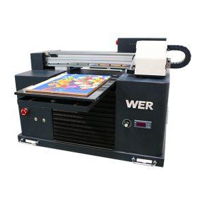 a3 เครื่องพิมพ์ยูวีขนาดเล็กเครื่องพิมพ์ยูวีขนาดเล็กแบบอัตโนมัติขั้นสูง