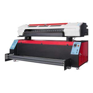 ความเร็วสูง eco ตัวทำละลายเครื่องพิมพ์สำหรับการโฆษณาในอาลีบาบา