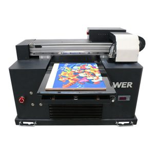 a3 / uv printer เพื่อพิมพ์สติกเกอร์ / a3 desktop uv machine