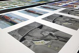กระดาษภาพถ่ายที่พิมพ์โดยเครื่องพิมพ์ตัวทำละลายนิเวศขนาด 1.8 ม. (6 ฟุต) WER-ES1802 2