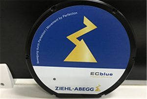 ตัวอย่างการพิมพ์กล่องพลาสติกจาก A2 uv WER-D4880UV