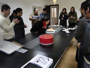 วันคล้ายวันเกิดของคนงานปี 2558