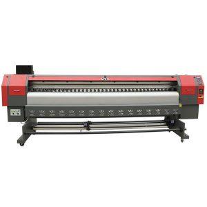 รูปแบบขนาดใหญ่ dx5 dx7 หัวเครื่องพิมพ์ตัวทำละลายนิเวศ 3.2m