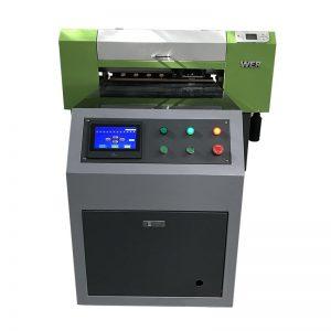 เครื่องพิมพ์พีวีซีรูปแบบขนาดใหญ่เครื่องพิมพ์ผ้าใบลูกกอล์ฟเครื่องการพิมพ์ WER-ED6090UV